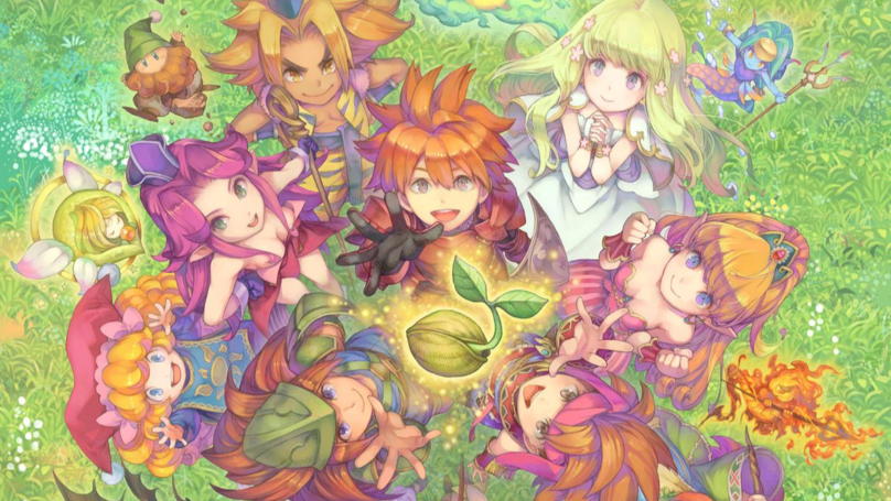 With 'Secret Of Mana', The Switch Is Almost My All-Time Favourite Console