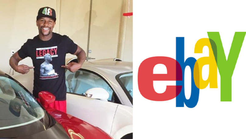 Floyd Mayweather's Bugatti Veyron Is On eBay But It's Going To Cost You