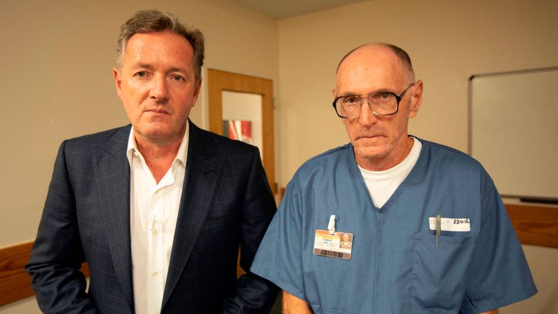 Serial Killer Tells Piers Morgan Killing Women Was His 'Life's Passion'