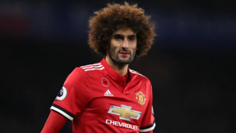 Marouane Fellaini Agrees Move Away From Manchester United
