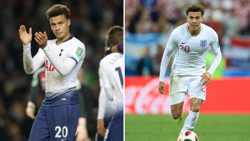 Dele Alli Reveals Who His Hardest Opponent Has Been So Far