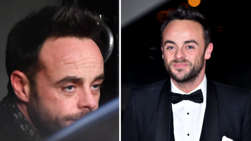 Ant McPartlin 'Expected To Plead Guilty' To Drink-Driving Charge