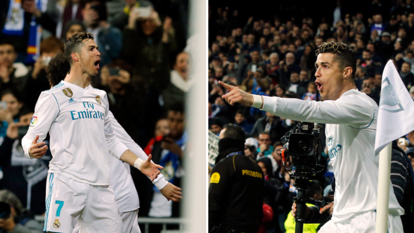 Cristiano Ronaldo Made An Insane Bet With Teammates In November That He Could Win