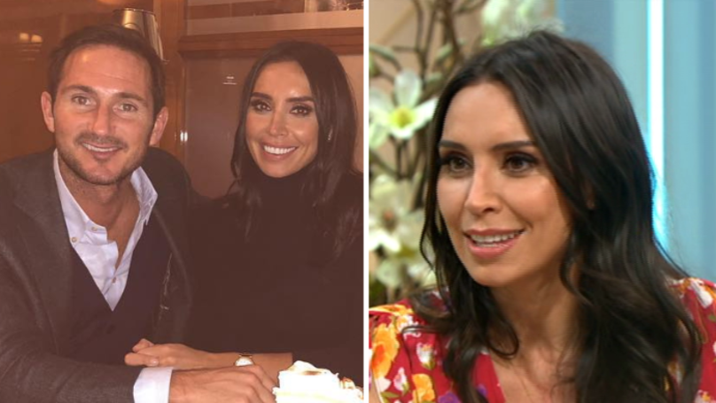 Pregnant Christine Lampard Lifts The Lid On Sex Of First Child