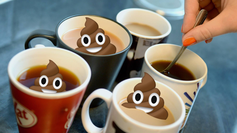 Doctor Offers Hygiene Tips As One In Five Office Mugs Found To Contain Poo