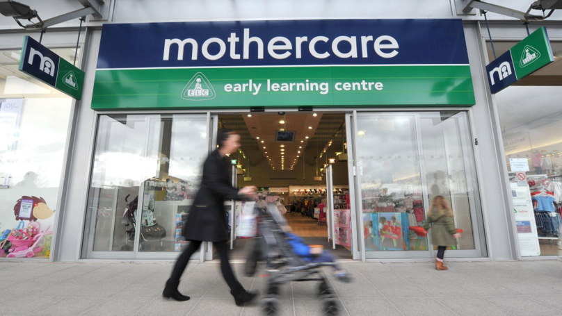 BREAKING: Mothercare Could Close A Third Of Its Stores