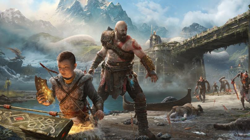'God Of War' Sequel Might Have Been Teased In Director's Tweet