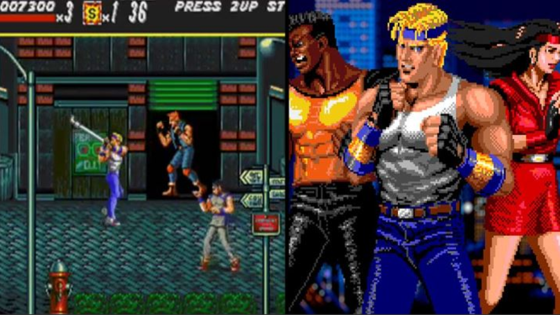 Sega Megadrive 90s Classic 'Streets Of Rage' Is Finally Making A Comeback