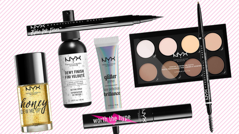 Here's How To Get £15 Cashback When You Buy NYX Cosmetics