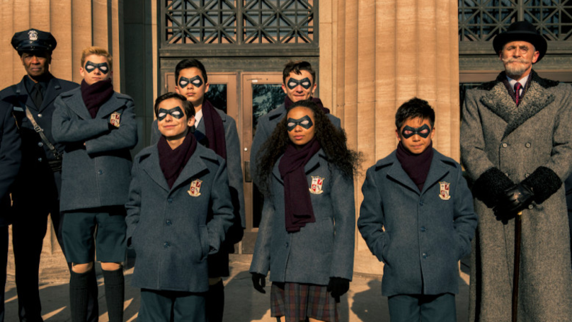 Umbrella Academy Is The Show To Binge Watch This Weekend