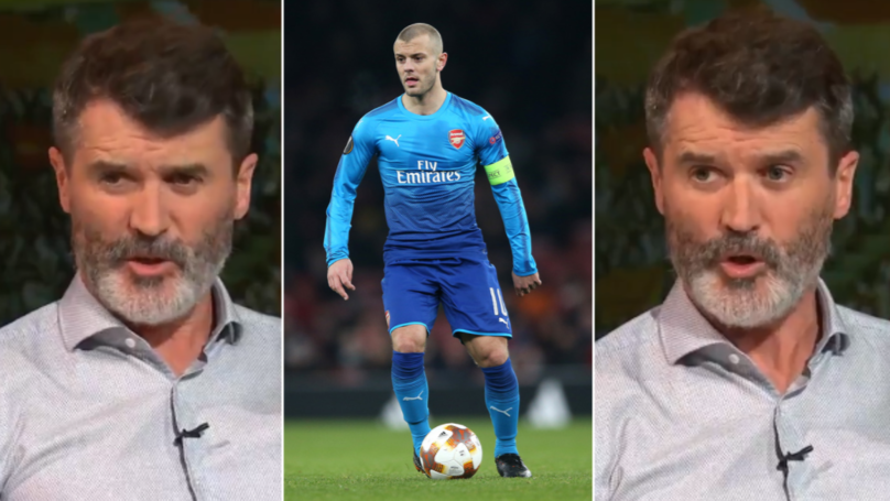 """Roy Keane Labels Jack Wilshere """"The Most Overrated Player On The Planet"""" In His Most Brutal Rant Ever"""