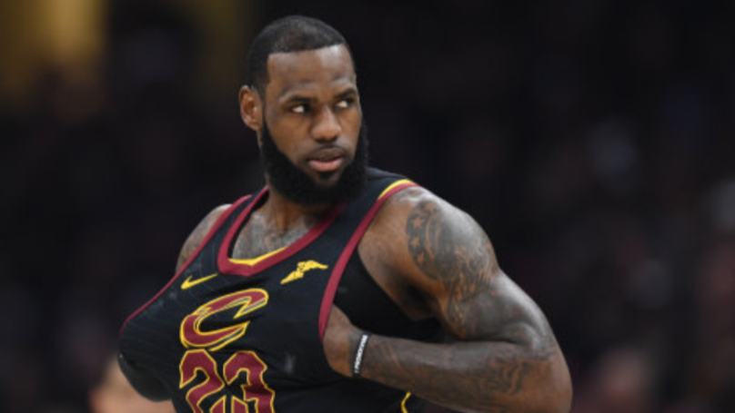 LeBron James Opts Out Of Cleveland Cavaliers Contract, Will Become Free Agent