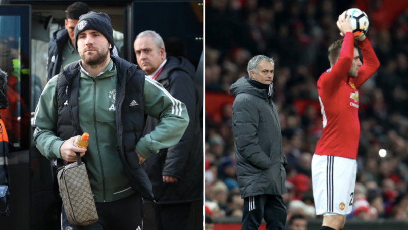 A Source Close To Luke Shaw Reveals The Extent Of Jose Mourinho's 'Disgusting' Treatment