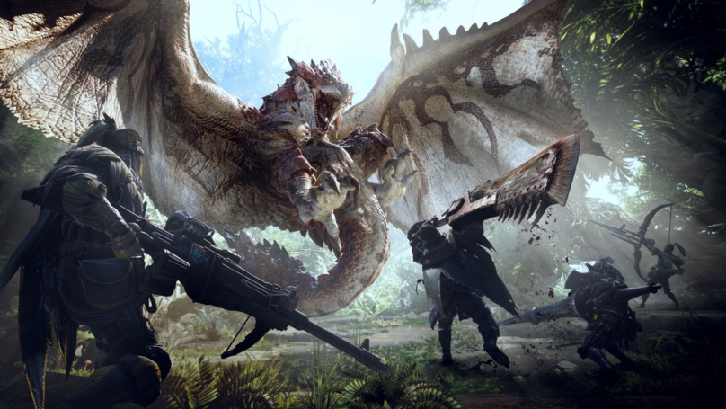 ​'Monster Hunter World' Has Now Sold Over 2 Million Copies On Steam