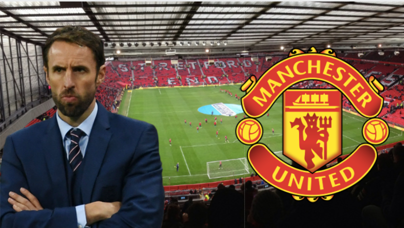 Manchester United Considering Approach To Make Gareth Southgate Their Permanent Manager