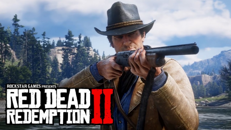 Pornhub Report A Huge Increase Searches For 'Red Dead Redemption' Porn