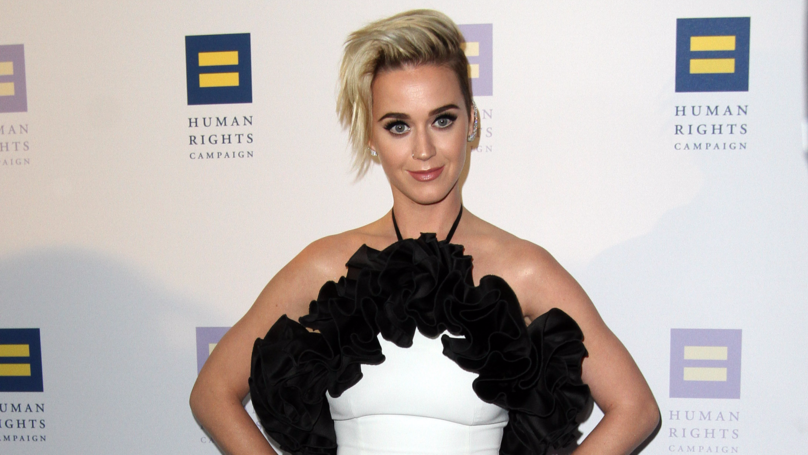 Katy Perry Says She Tried To 'Pray The Gay Away' When She Was Younger