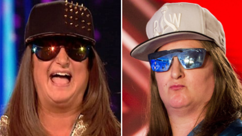 32aba2d1179d Honey G Looks Unrecognisable Following Her Glam Makeover On ...