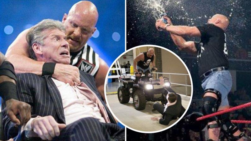 WWE Legend Stone Cold Steve Austin Will Make A Stunning Return To Raw