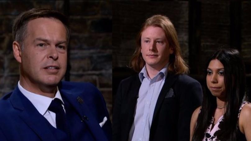 Peter Jones Savages Two Hopeful Entrepreneurs On 'Dragons' Den'