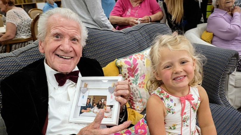 ​Old People's Home For 4 Year Olds Star Finds Happiness Again After Wife's Death