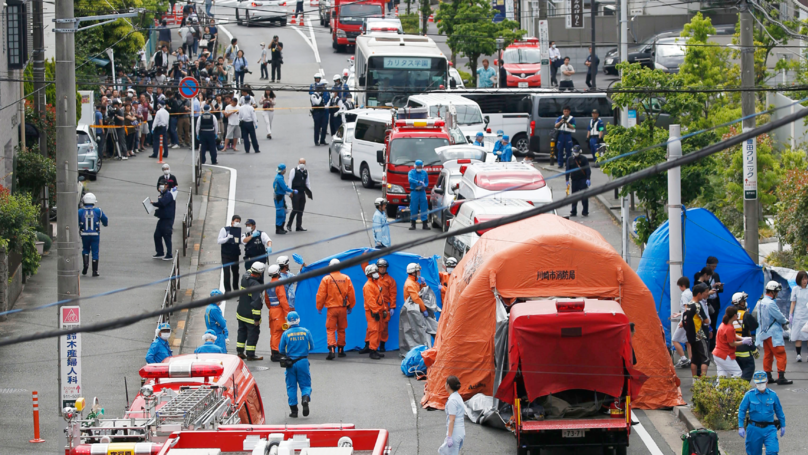 More Than A Dozen Injured After Knife Rampage In Japan