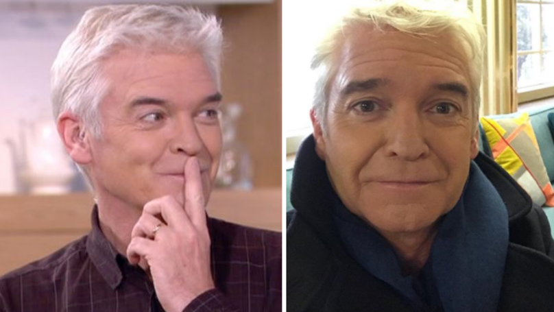 ​Phillip Schofield Shares Rare Photo Of His Mum And Fans Are Shocked