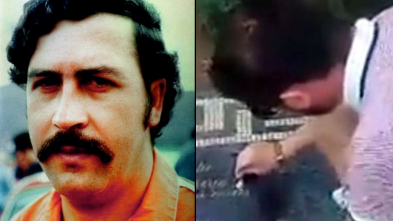 Brit Who Snorted Cocaine Off Pablo Escobar's Grave Receives Death Threats