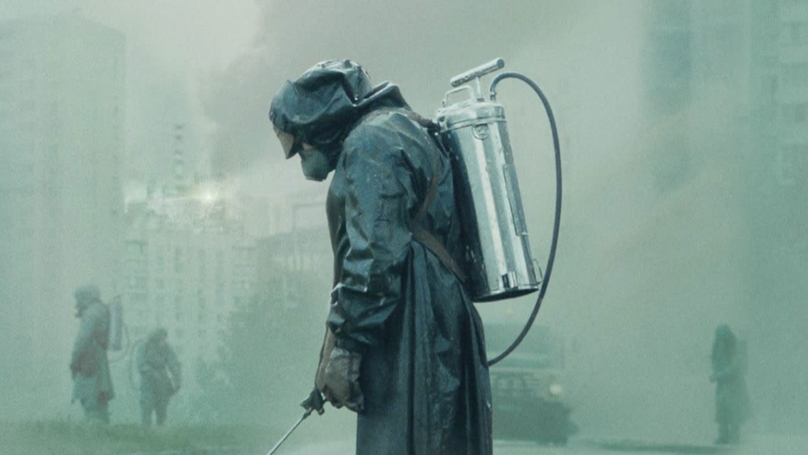 Russia Is Making A Version Of Chernobyl Where It's America's Fault