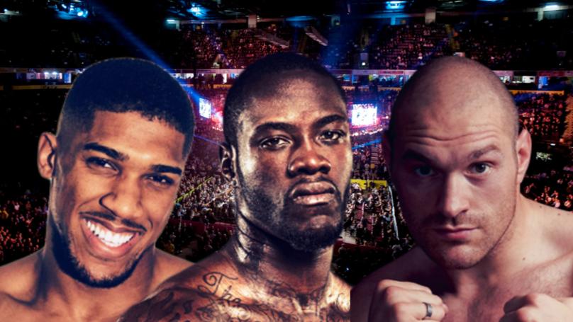 Eddie Hearn Posts Detailed Comparison Of Joshua, Fury & Wilder After 23 Fights
