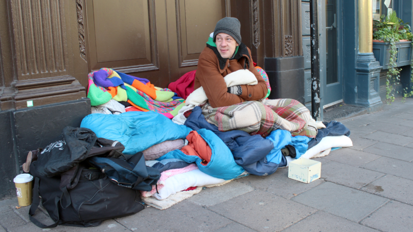 How You Can Practically Help Britain's 320,000 Hidden Homeless