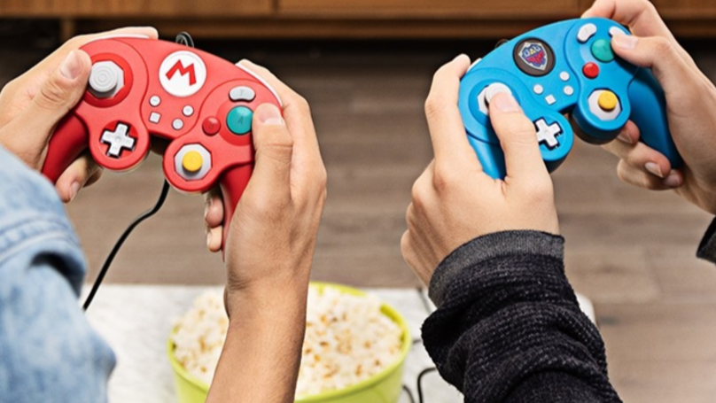 Nintendo Switch Set To Add GameCube Style Controllers For Smash Bros