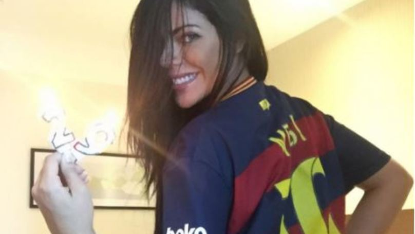 Miss Bum Bum Starts Unusual Campaign To Win Lionel Messi's Affections... Again