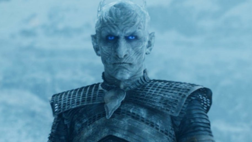 Actor Behind The Night King In Game Of Thrones Reveals Character's Intentions
