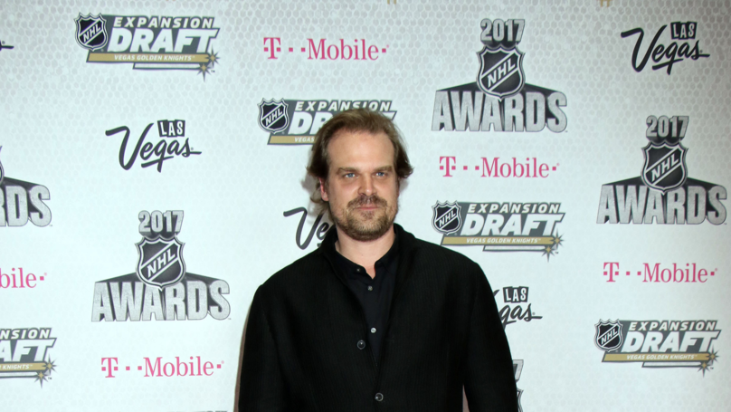 David Harbour From ​'Stranger Things​' Has Won Christmas With His Horrible-Amazing Christmas Cardigan