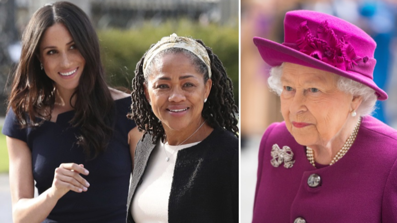 The Queen Will Apparently Weigh Meghan Markle And Her Mum After Christmas Lunch