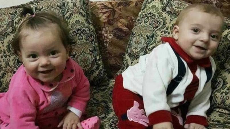 Dad Who Lost Twins In Syrian Attack Backs US Air Strikes