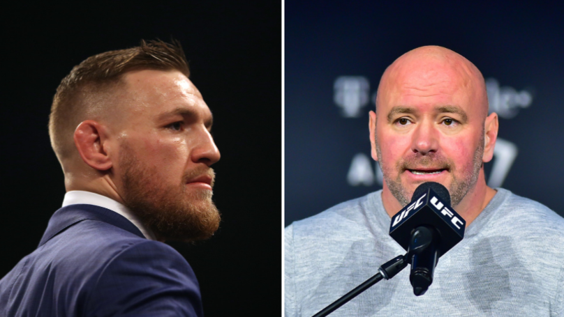 Dana White Doesn't Think That Conor McGregor Is Actually Retired