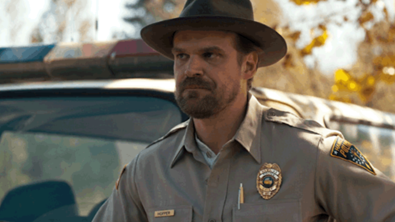 David Harbour's 'Dad Bod' Training For Sheriff Hopper In 'Stranger Things' Sounds Amazing