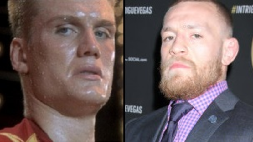 Conor McGregor Quotes Ivan Drago In Latest Attempt To Rumble Floyd Mayweather