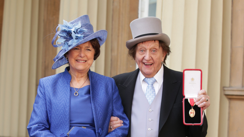 Ken Dodd Marrying Long Time Partner Days Before Death Was A Smart Tax Move