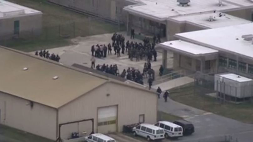 Prison Guards Taken Hostage By Inmates At Delaware Prison