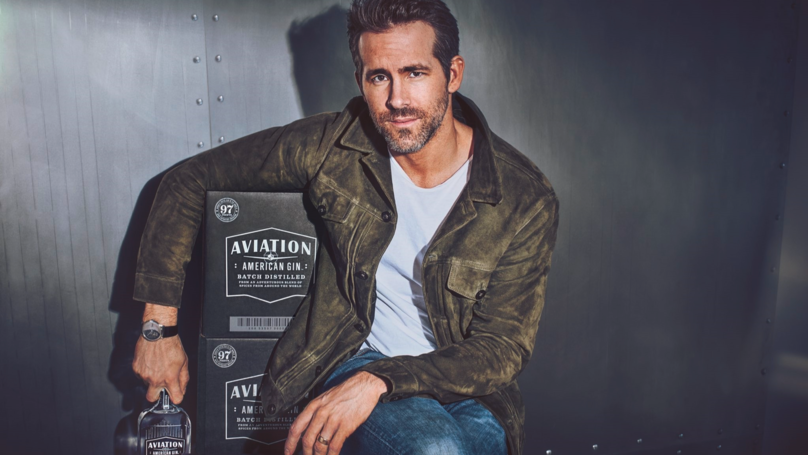 Fans Of 'Deadpool' And Booze, Rejoice: You Can Now Buy Ryan Reynolds Gin