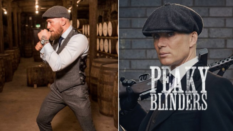 People Think Conor McGregor Will Feature In The Next Series Of Peaky Blinders