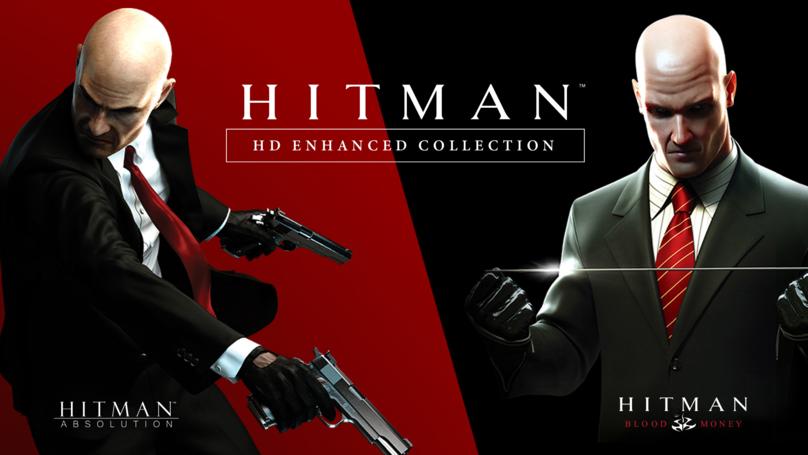 IO Interactive Announce 4K 'Hitman HD Enhanced Collection'