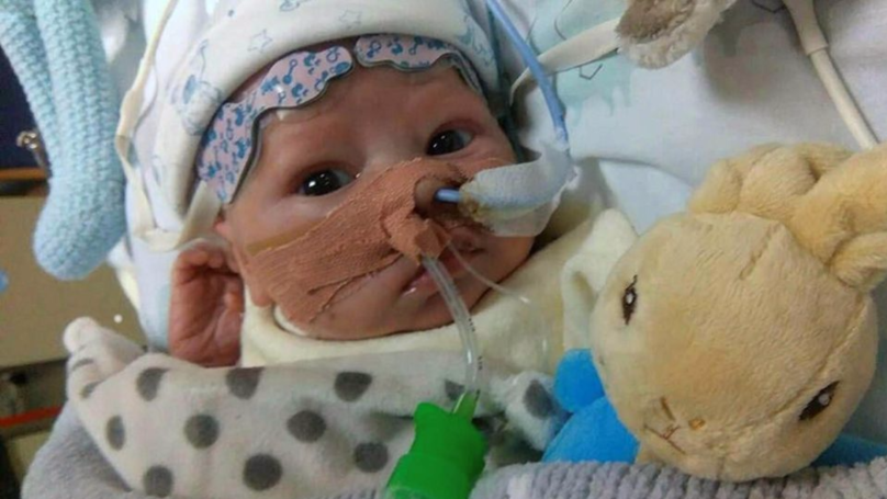 ​Eight-Week-Old Baby Gets Heart Transplant Just In Time For Christmas