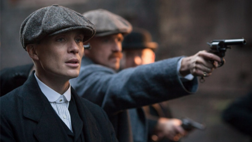 ​There Is Going To Be A 'Peaky Blinders' Virtual Reality Game