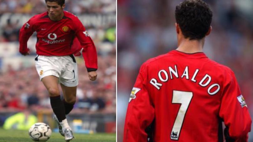 15 Years Ago: Cristiano Ronaldo Made His Manchester United