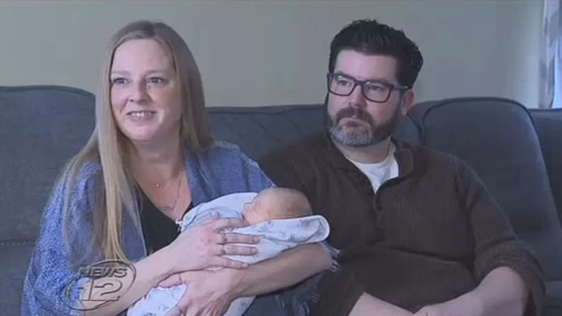 Woman Who Thinks She's Got Food Poisoning Gives Birth To Baby Boy