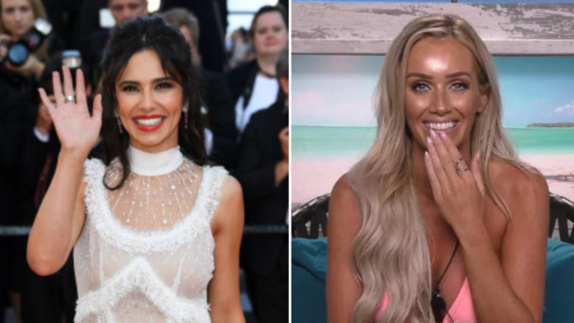 Love Island 2018: Laura Anderson Reveals Wanting To Bed Cheryl Cole